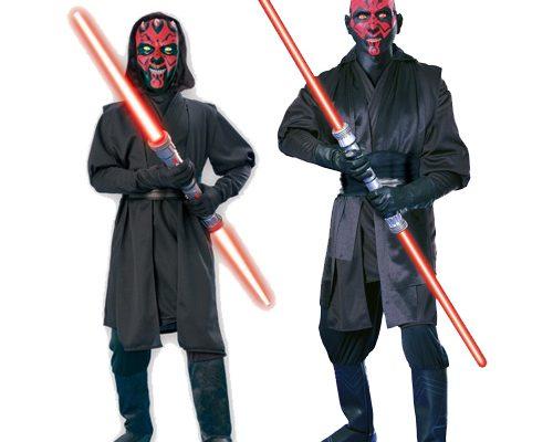 Darth Maul Halloween Costumes
