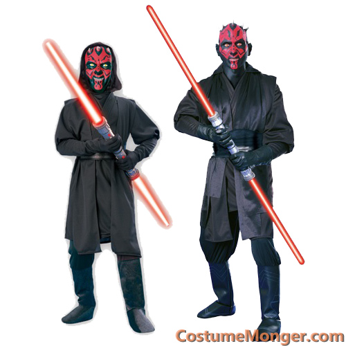 Darth Maul Halloween Costumes