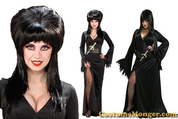 Elvira Costume Ideas for Halloween