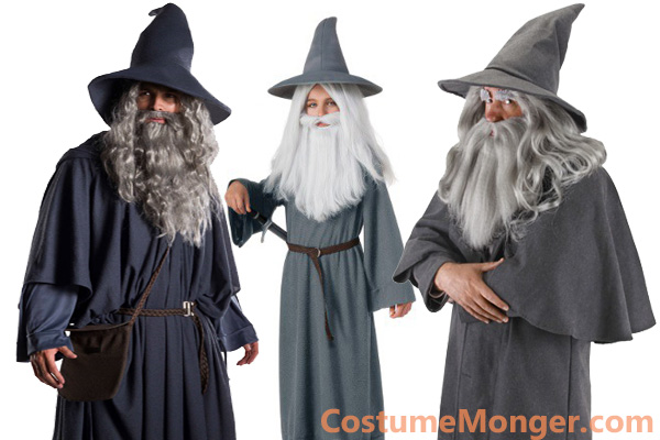 Gandalf Halloween Costumes