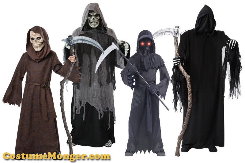 Grim Reaper Halloween Costume Ideas