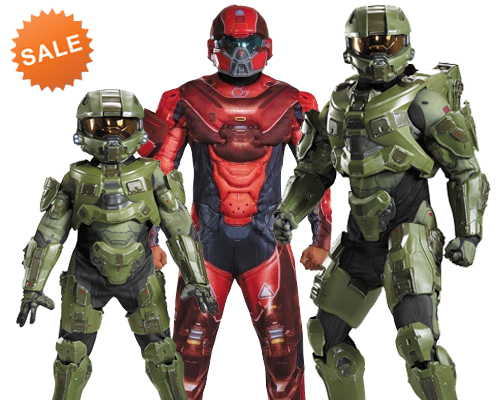 Halo Halloween Costume Ideas