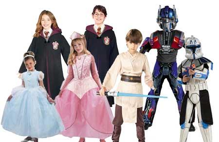 Popular Kids Costumes for Halloween