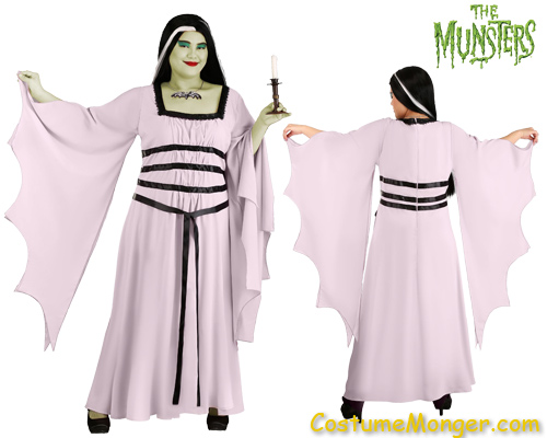 Best Lily Munster Halloween Costumes