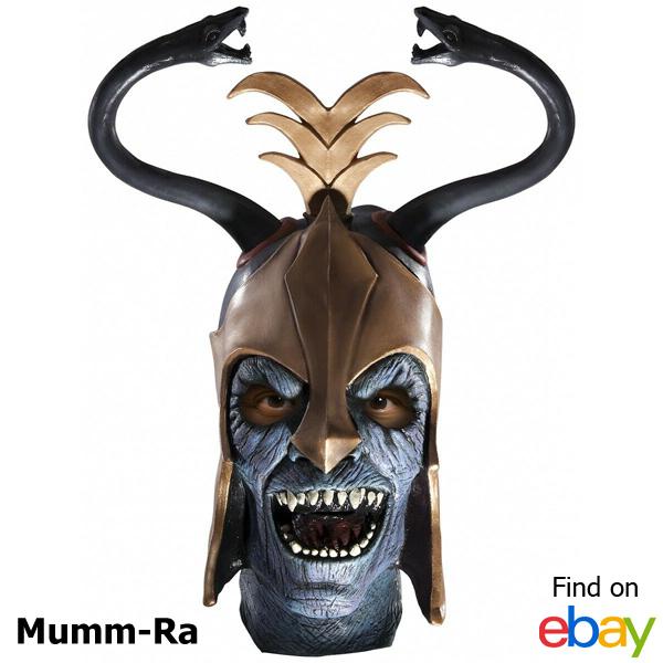 Mumm Ra Mask from Thundercats