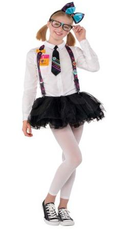 Nerd Girl Costume Kit