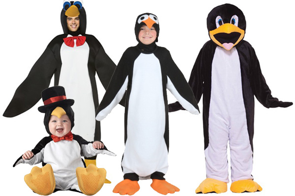 penguin Halloween costumes