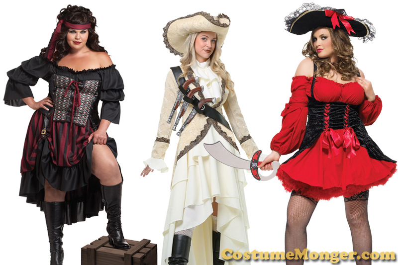 The Best Pirate Women Costume Ideas for Halloween