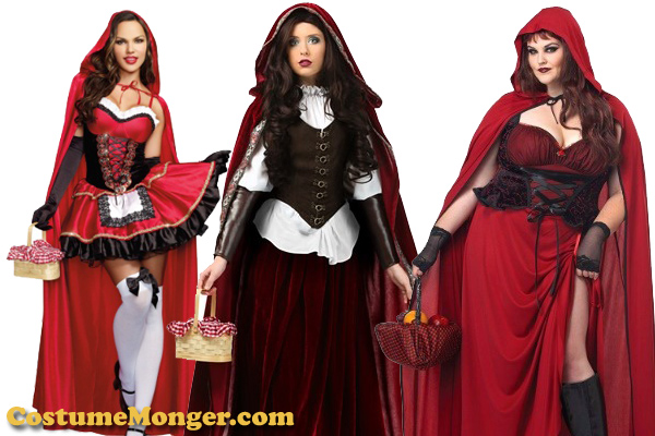 Adult Little Red Riding Hood Costume Ideas