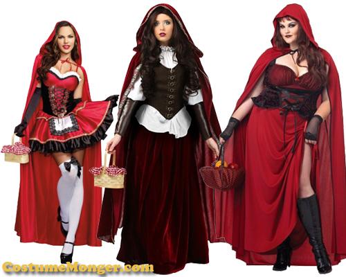 little red riding hood dress costume ideas