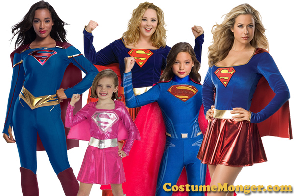Best Supergirl Costumes for Halloween