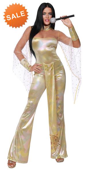 70's Icon Disco Women's Costume